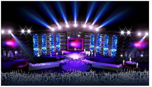 长沙舞台设备价格