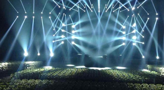 长沙灯光舞台设备租赁